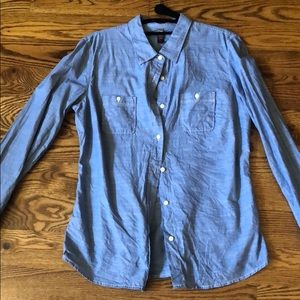 Tops - jean colored shirt